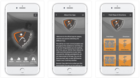Introducing the New Jefferson Cup Mobile App