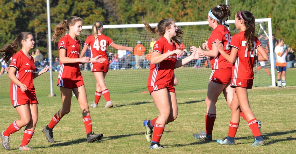 More 2019 Jeff Cup spots clinched at Capital Fall Classic Girls Weekend