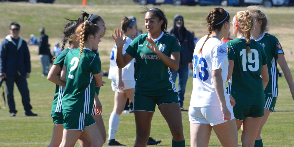 Jefferson Cup Girls Showcase Weekend - Day 2 Recap